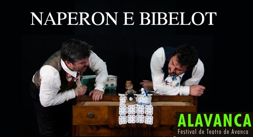 Alavanca   Naperon e Bibelot