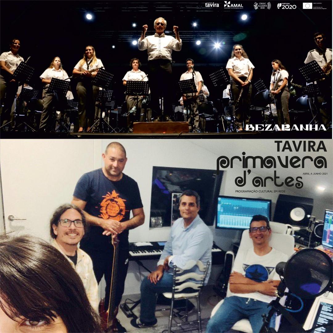 Tavira Primavera D'Artes - programação cultural em rede online | Tavira