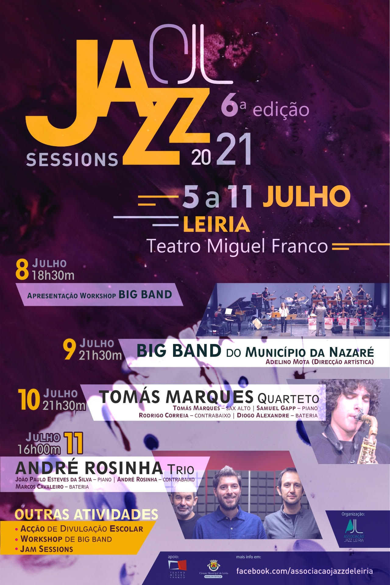 6º OJL Jazz Sessions