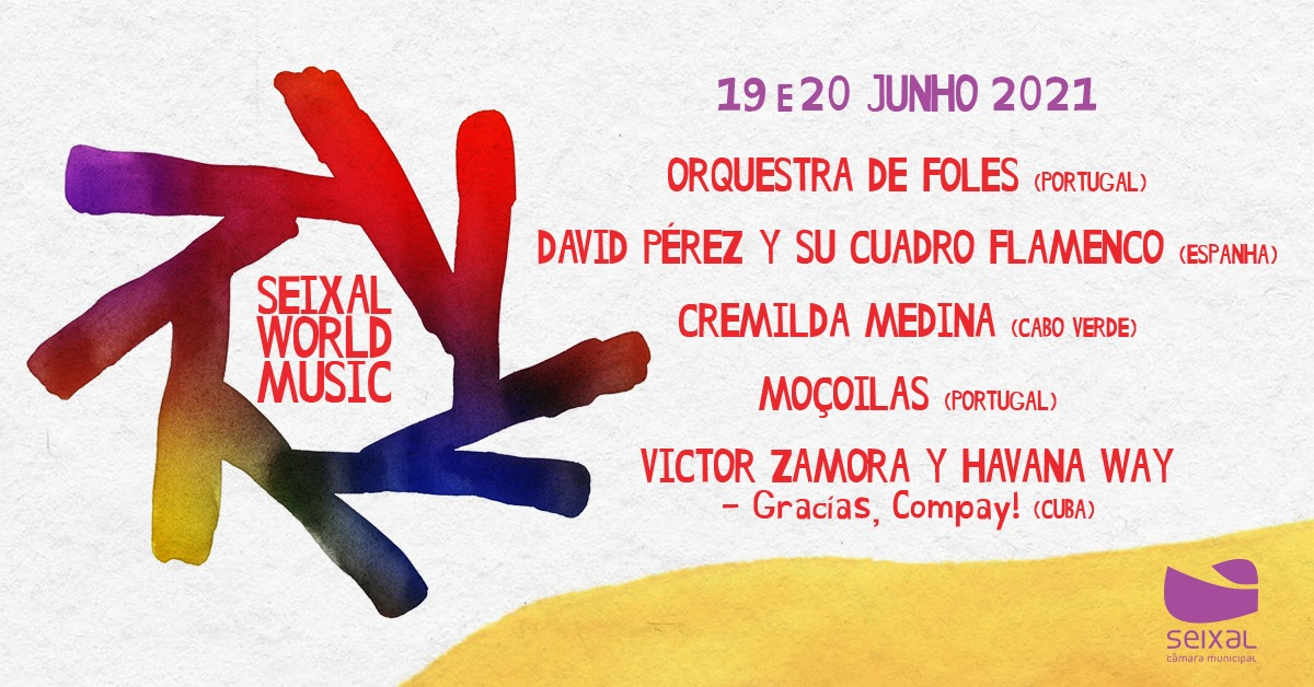Seixal World Music 2021