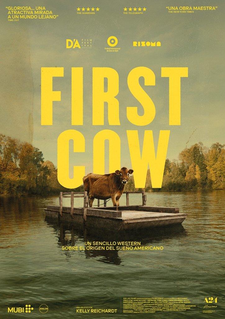 Cine Filmoteca: «First cow»