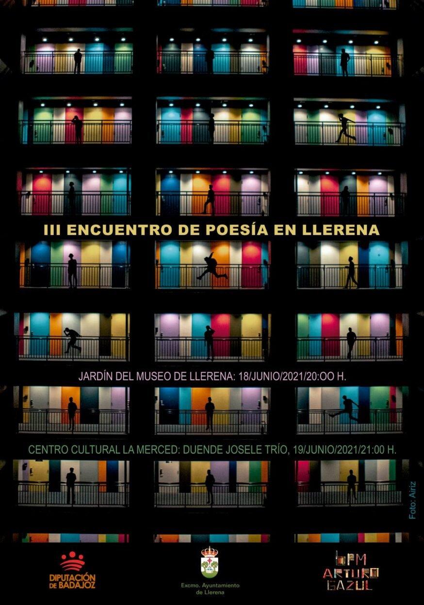 III Encuentro de Poesía en Llerena