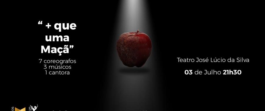 + que uma maçã