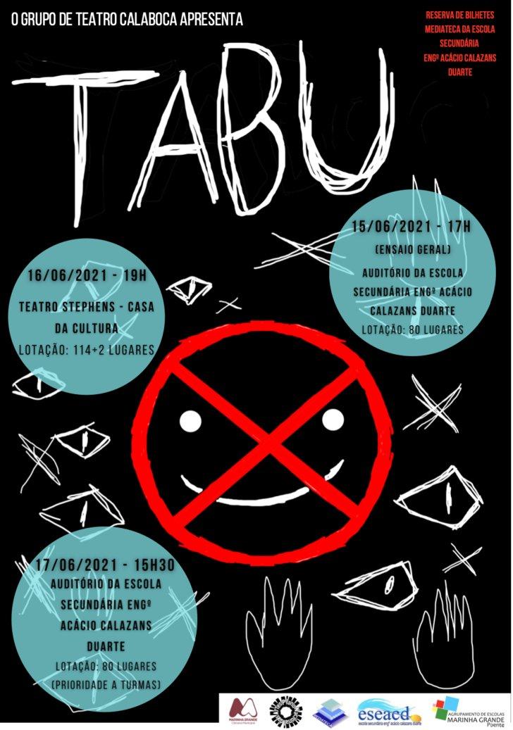 Peça de teatro 'Tabu'