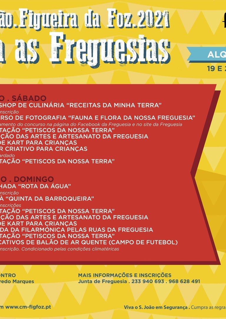 Viva As Freguesias - São João