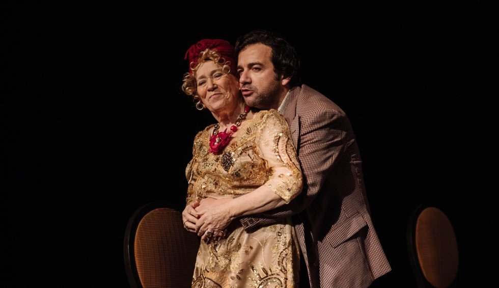 Teatro: 'Um Ivanov  - Ensaio Sobre a Mentira', ...