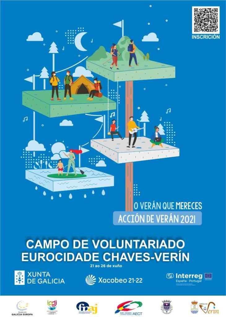 CAMPO DE VOLUNTARIADO DA ...