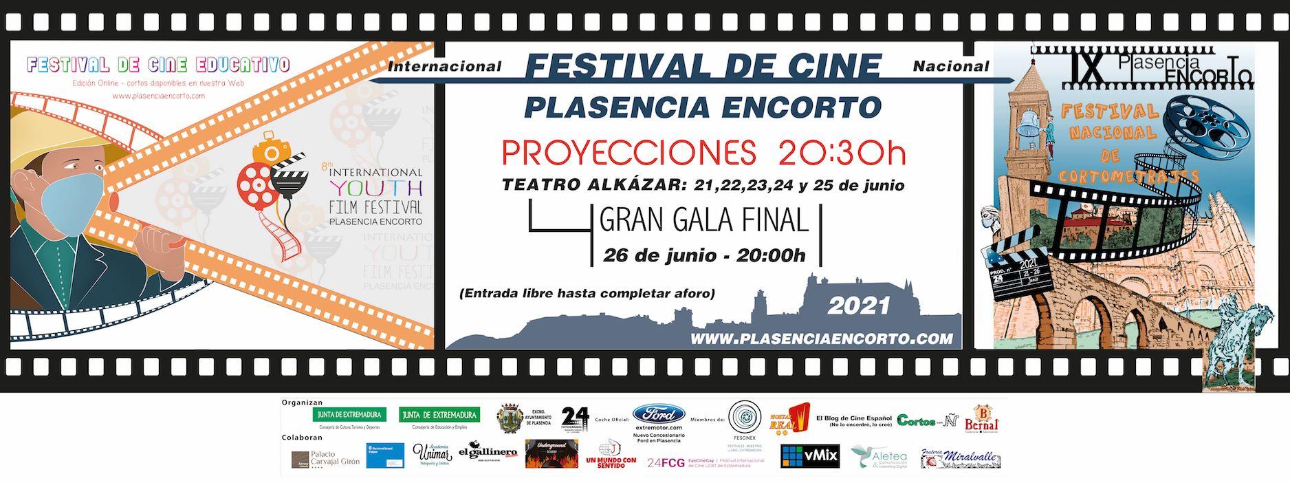 Festival Nacional de Cortometrajes Plasencia Encorto