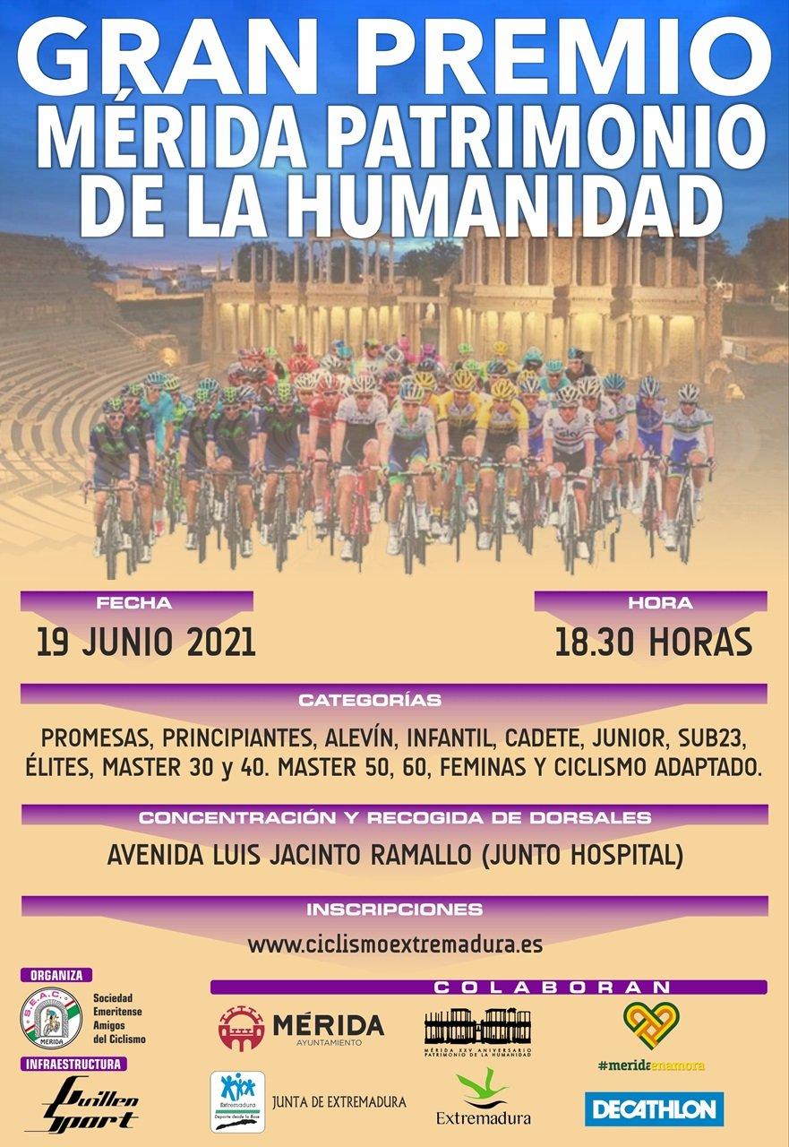 Gran Premio Mérida Patrimonio de la Humanidad de Ciclismo