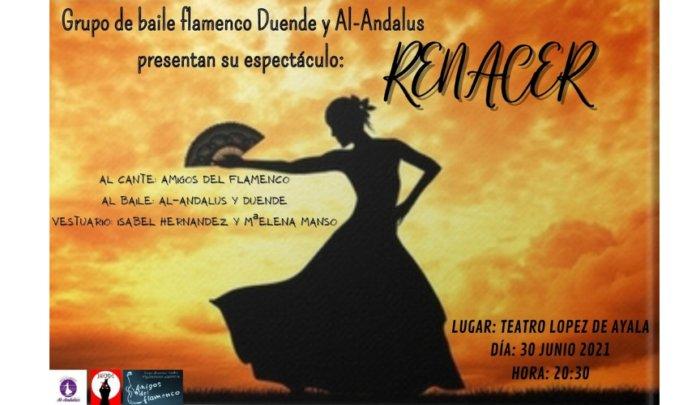 """ACADEMIAS AL-ANDALUS Y DUENDE – """"RENACER"""""""