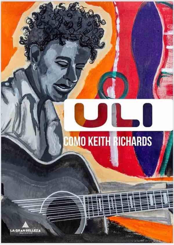 Presentación del disco 'Como Keith Richards' de Uli