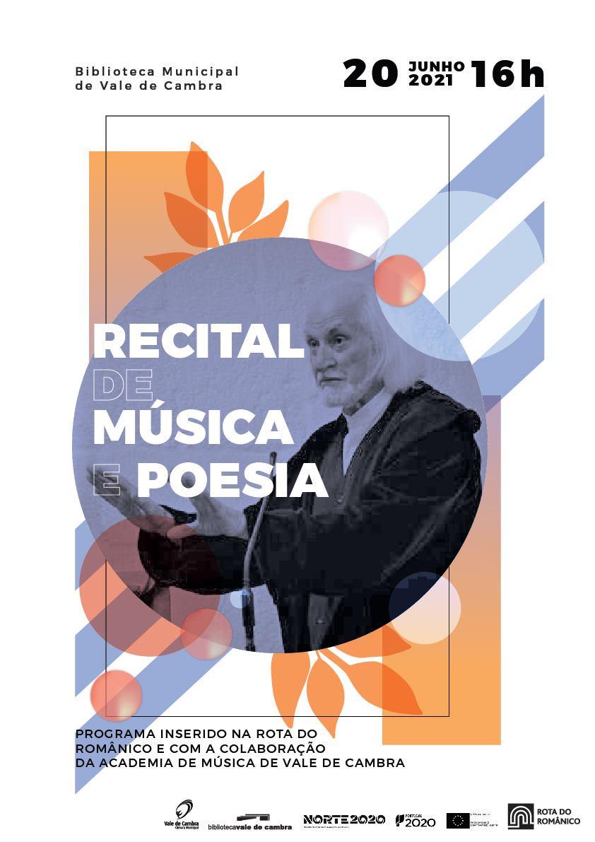 Recital de Música e Poesia