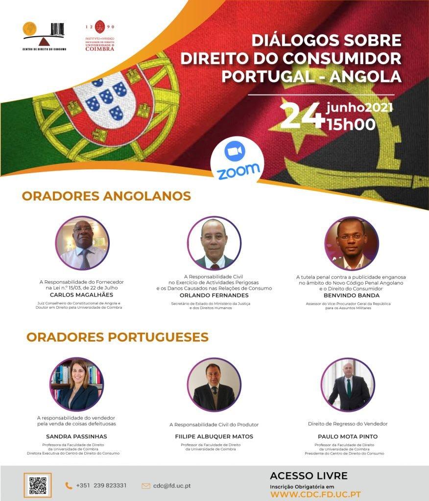 Diálogos sobre Direito do Consumidor Portugal – Angola