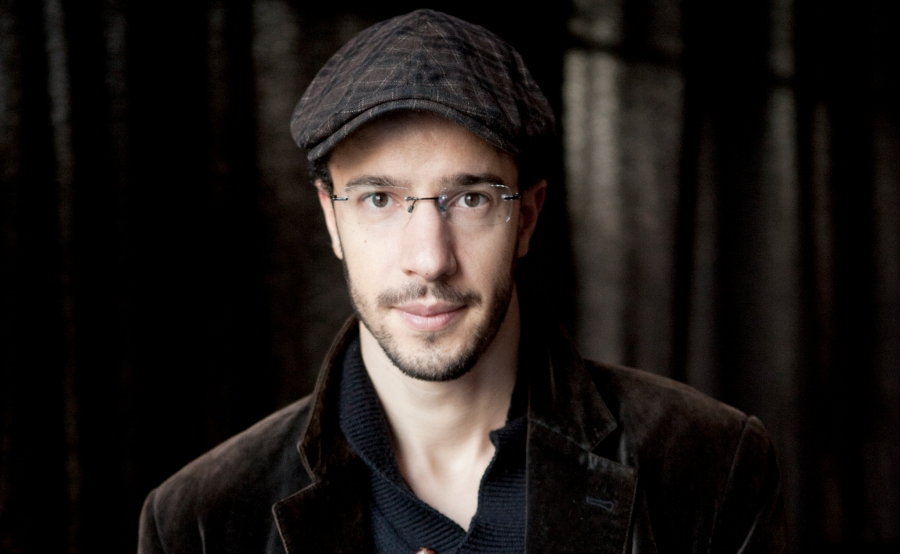 Júlio Resende com Ensemble da Orquestra de Guimarães