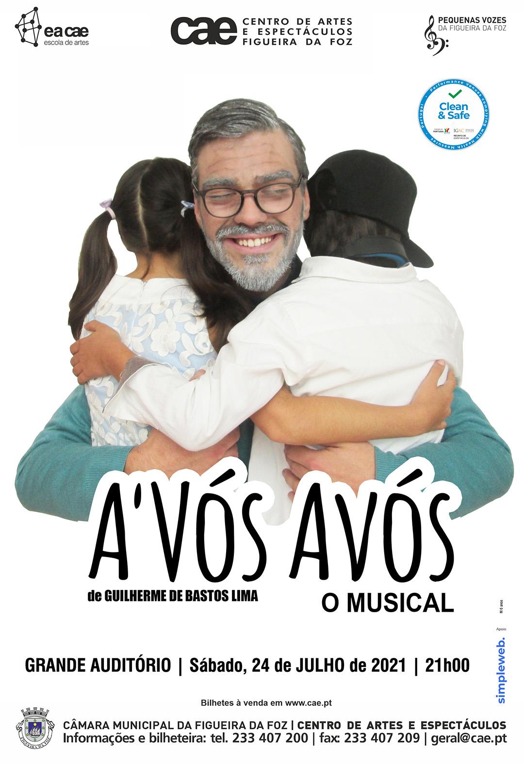 A'Vós Avós - O Musical