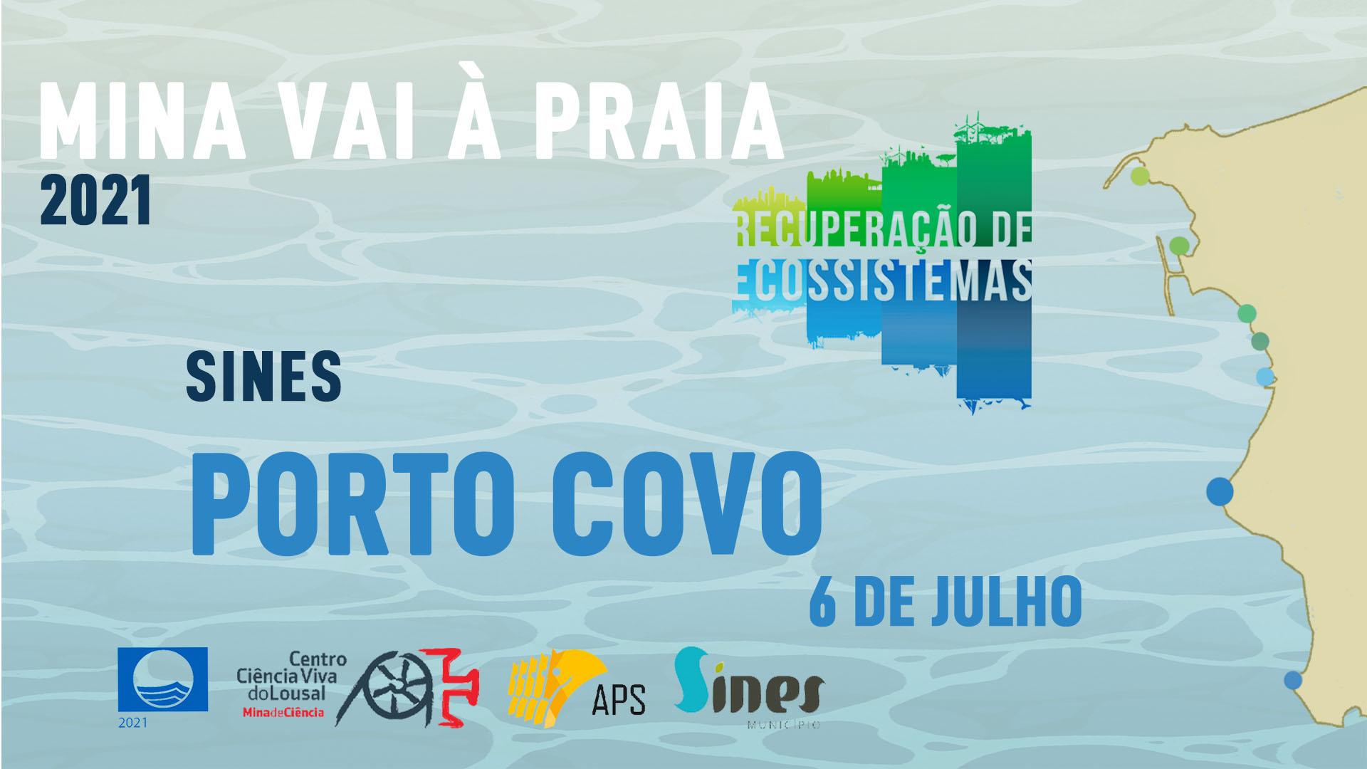 Mina vai à Praia - Porto Covo