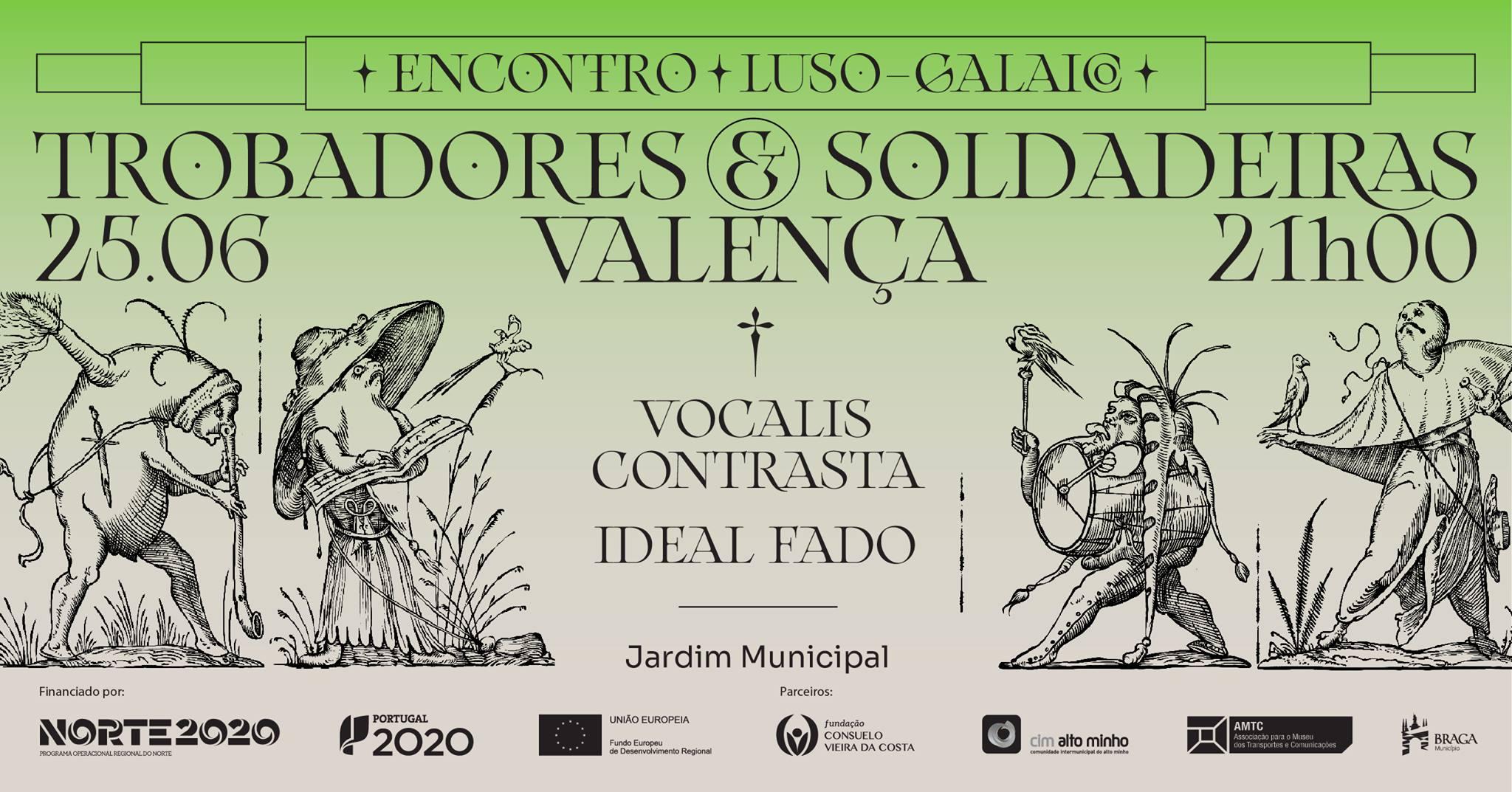 Concerto Trobadores & Soldadeiras