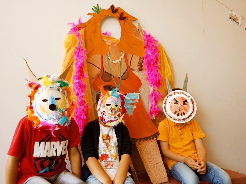 """Oficina """"Corso pelas artes do Carnaval'"""
