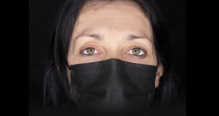 Exposição Olhares de Pandemia, de Tony Noites