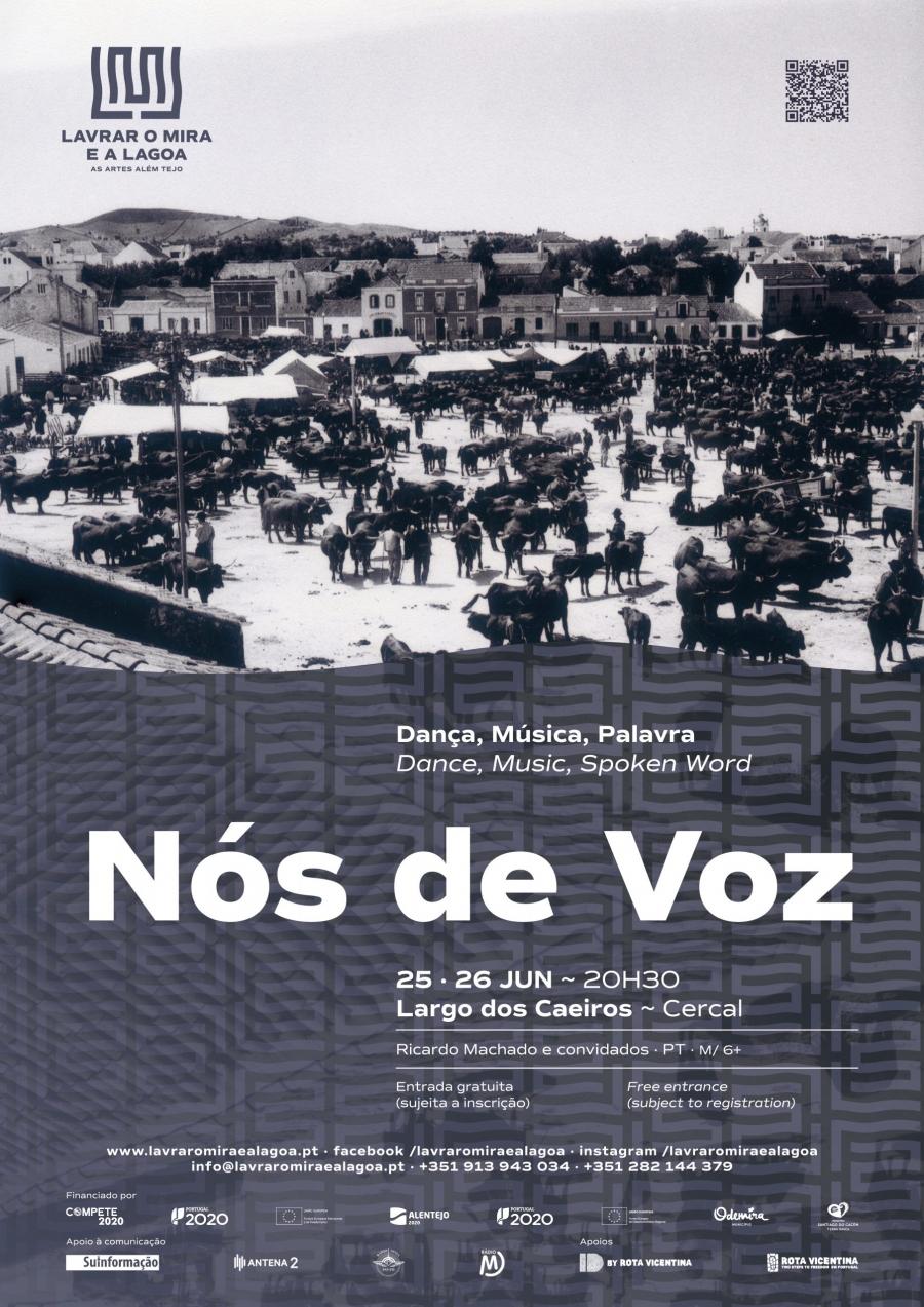 """Nós de Voz"" – teatro"