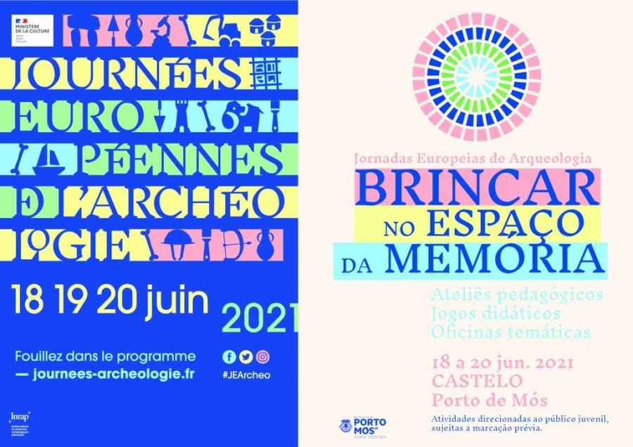 Jornadas Europeias de Arqueologia 'Brincar no Espaço da Memória'