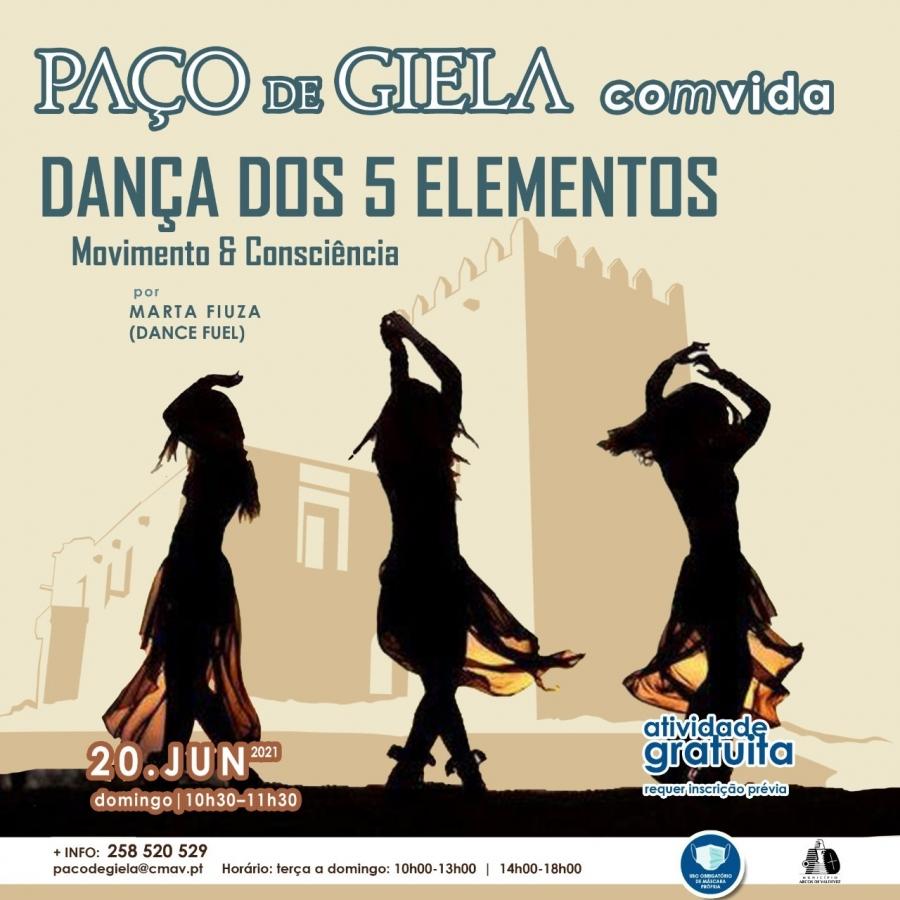 """""""Dança dos 5 elementos"""""""