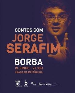 Contos com Jorge Serafim