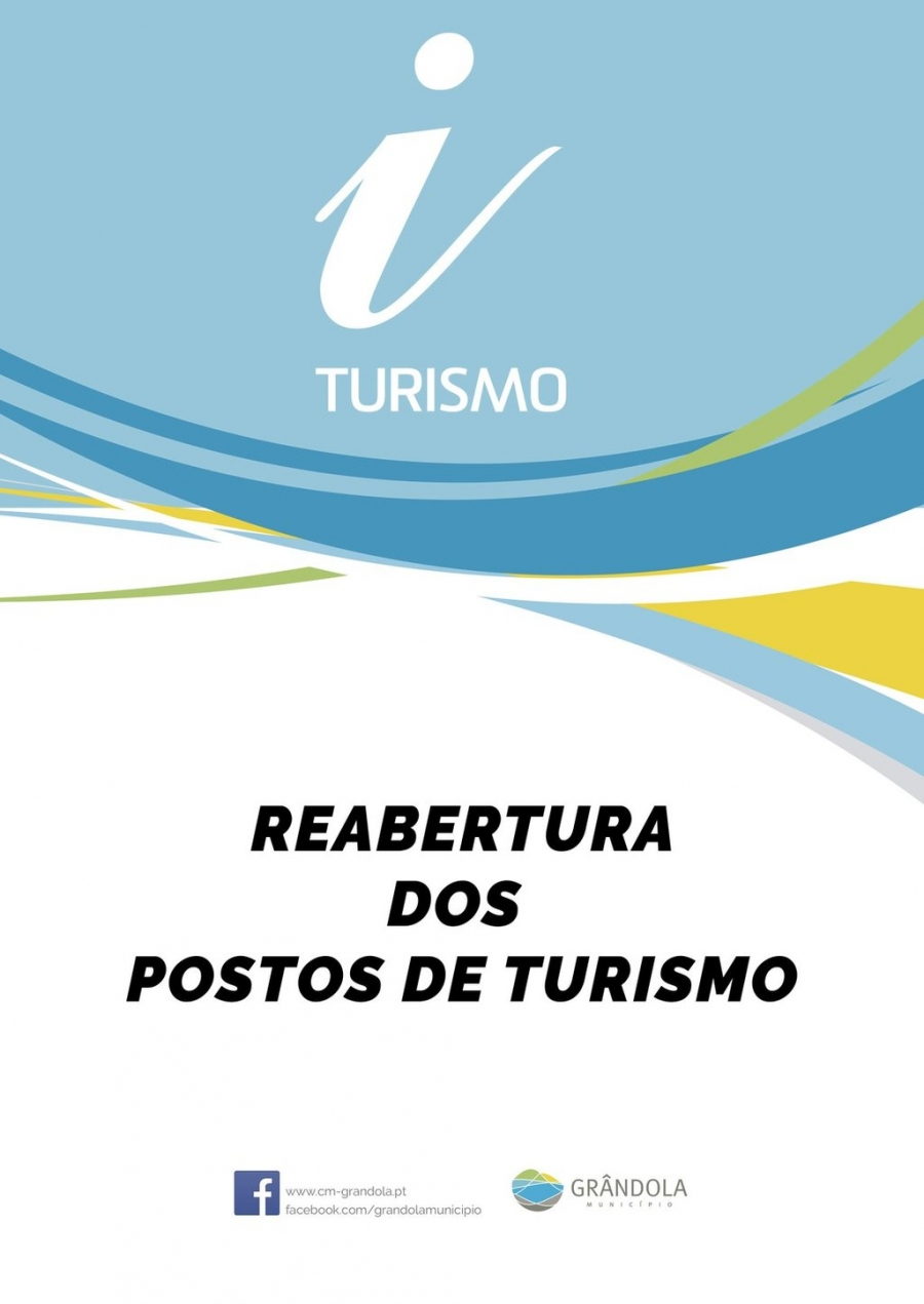 Reabertura dos Postos de Turismo do Carvalhal e Melides