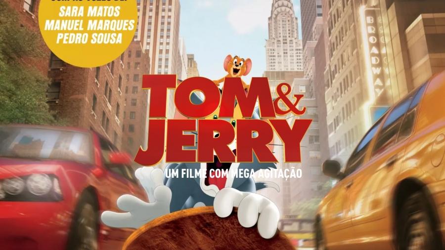 CINEMA: Tom & Jerry