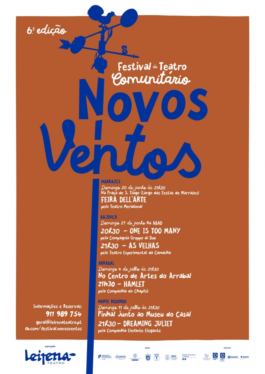 Novos Ventos: Festival de Teatro Comunitário