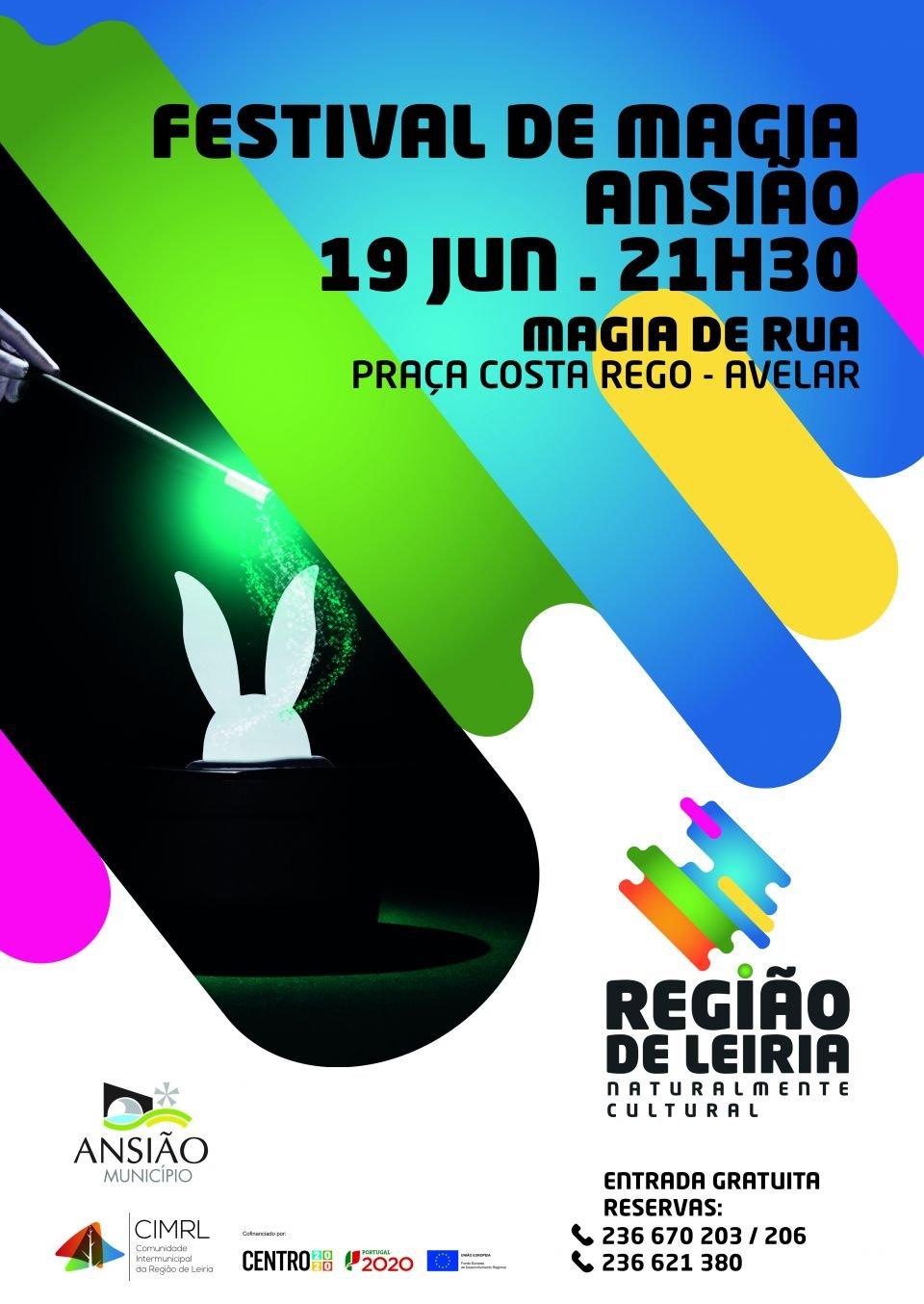 Festival de Magia: Magia de Rua