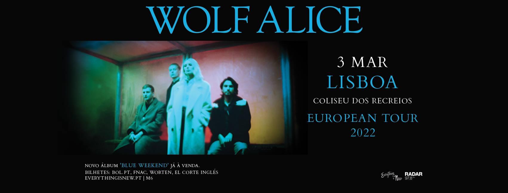 WOLF ALICE // COLISEU DOS RECREIOS