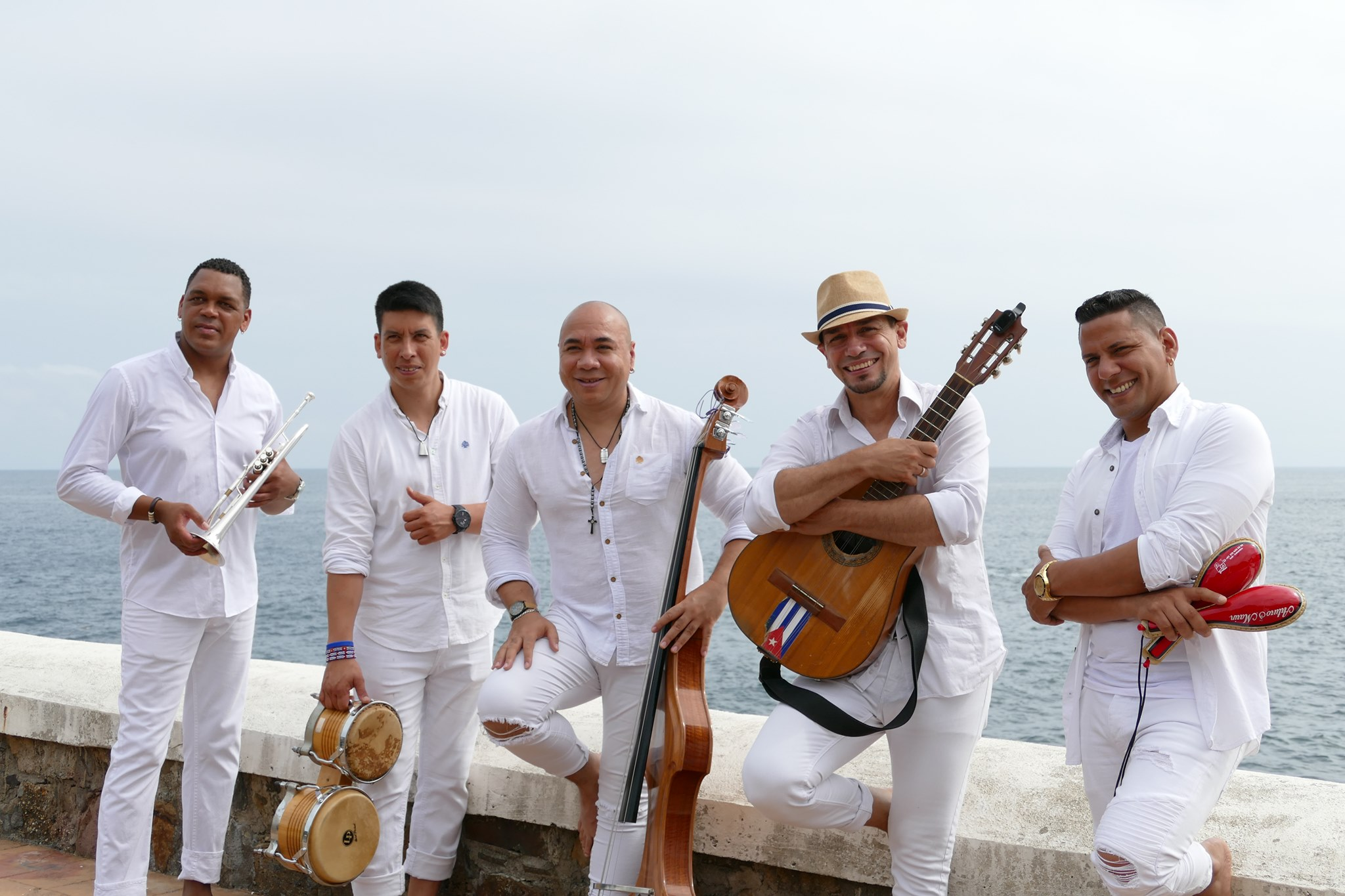 Havana537@Tom de Festa nas Termas de Sangemil