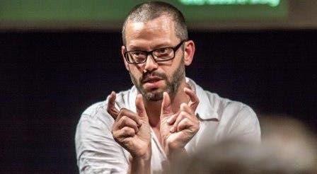 OFICINA com JOÃO FIADEIRO / TRANSBORDA