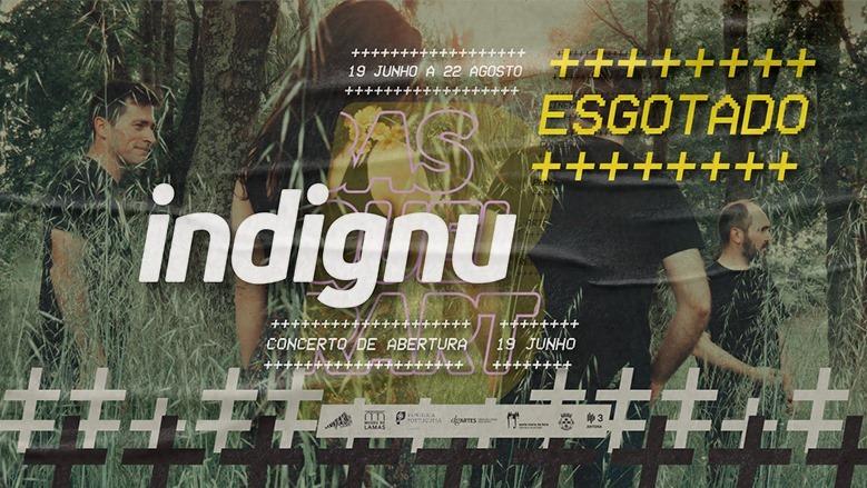 BASQUEIRART – CONCERTO DE ABERTURA: INDIGNU
