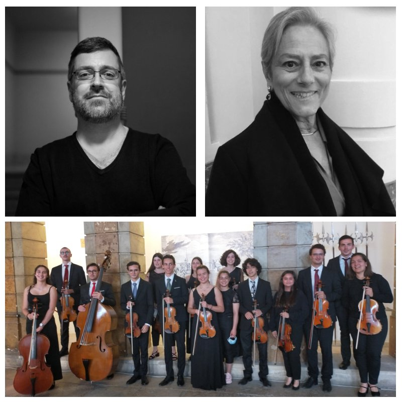 SIPO | Manuela Gouveia, Artur Pizarro, piano e Orquestra