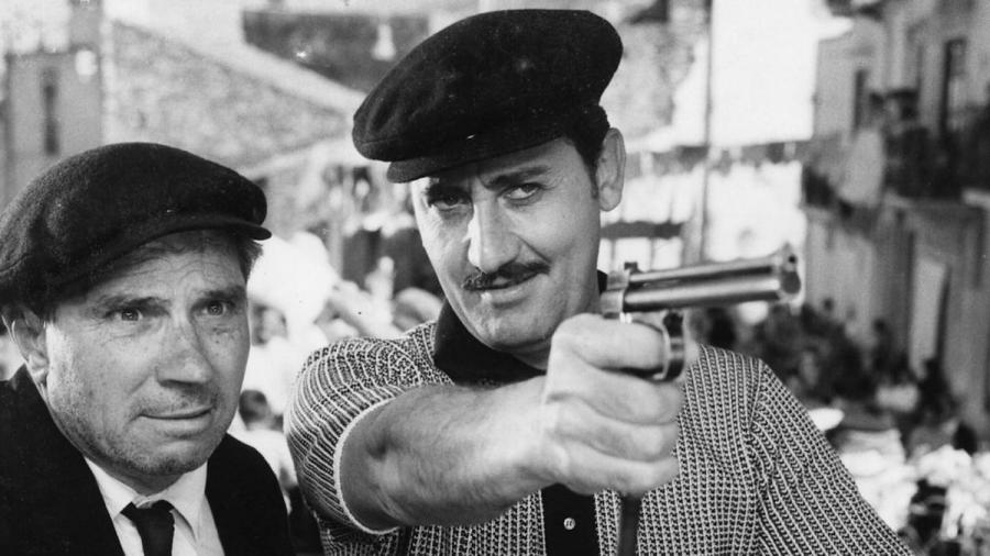 O Cinema Italiano, Lado B