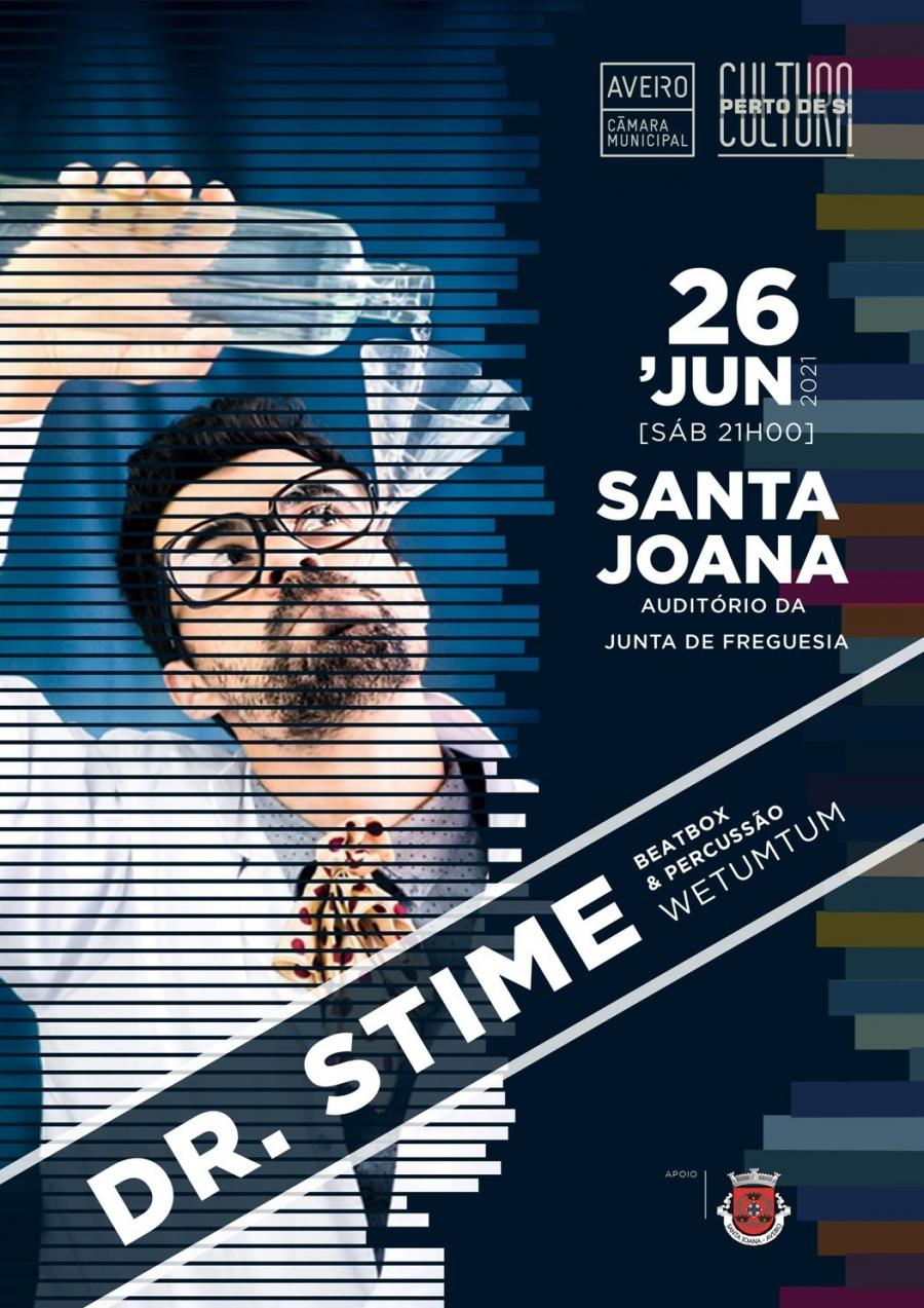 """Dr. Stime""- Beatbox e percussão   Cultura Perto de Si"