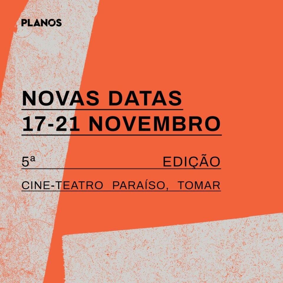 Planos - 5.º Festival de Curtas-Metragens de Tomar