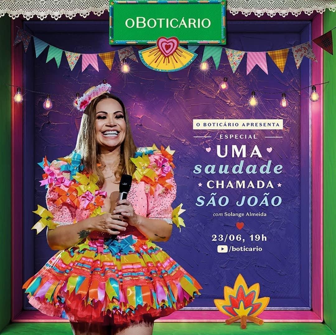 Solange Almeida - Uma Saudade Chamada São João