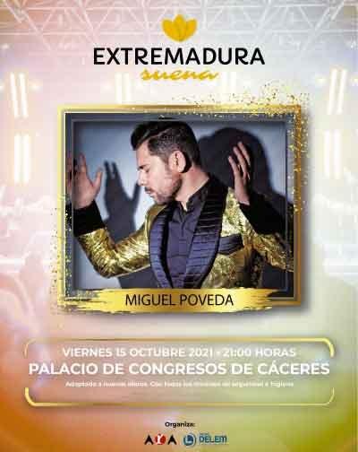 Concierto de Miguel Poveda