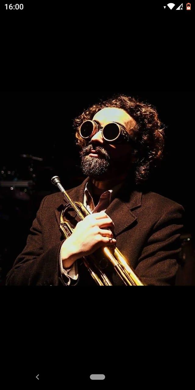 Concerto Nuno Santos. Trompete