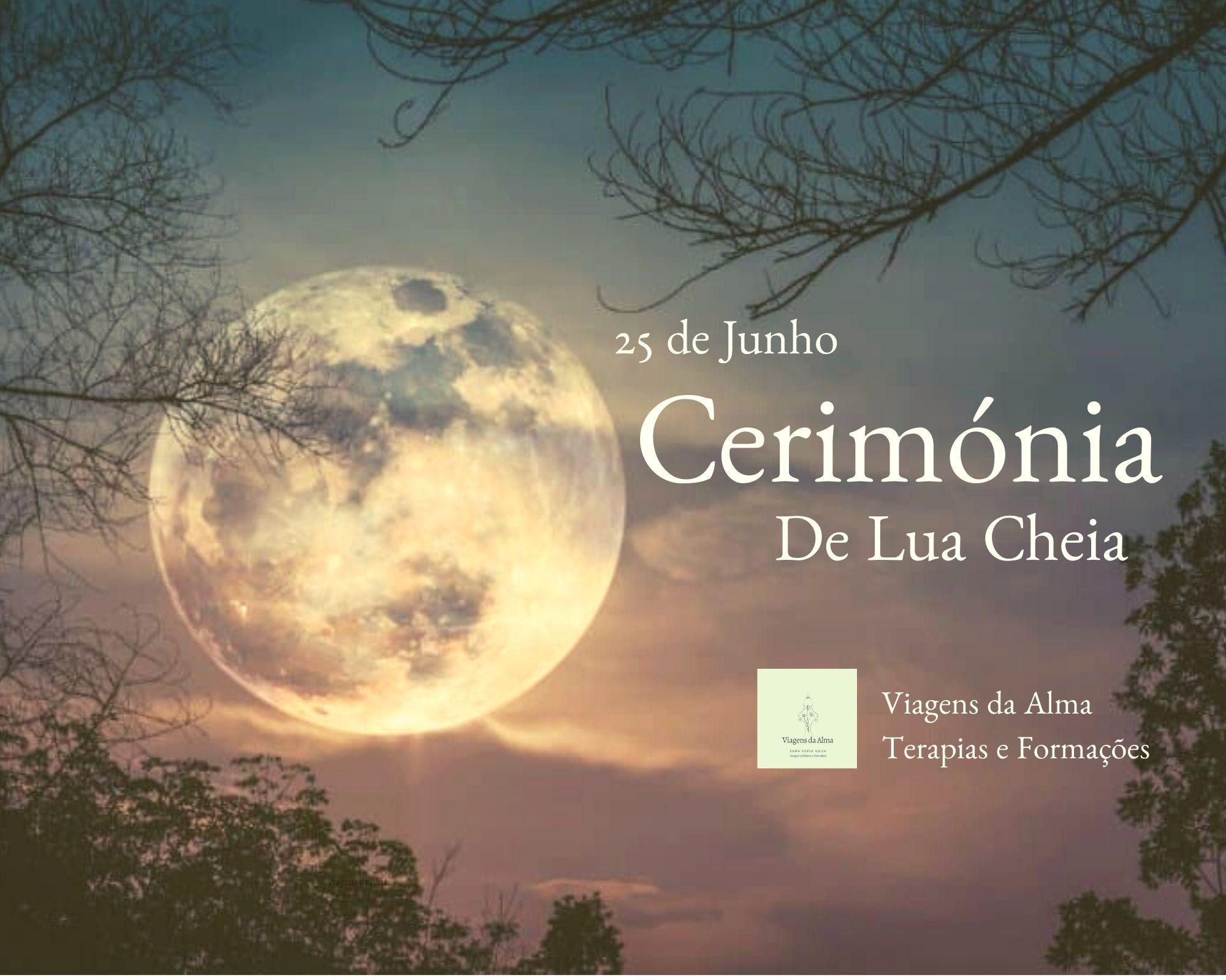 Cerimónia Da Lua Cheia - Litha