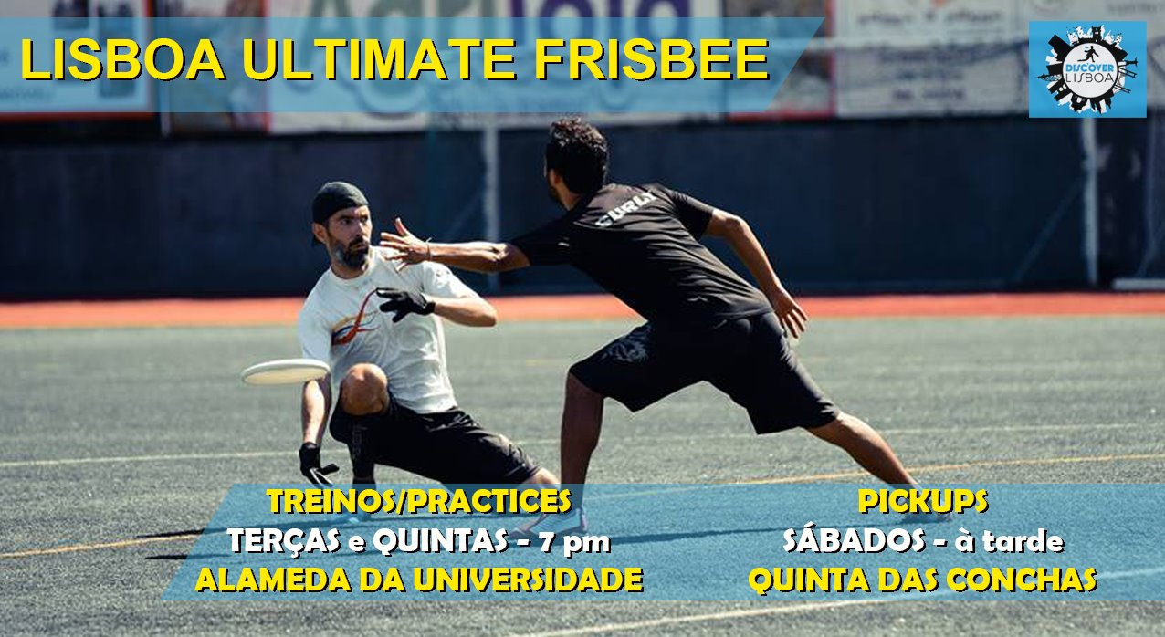 Lisbon Ultimate Frisbee Training - 23 (2021)