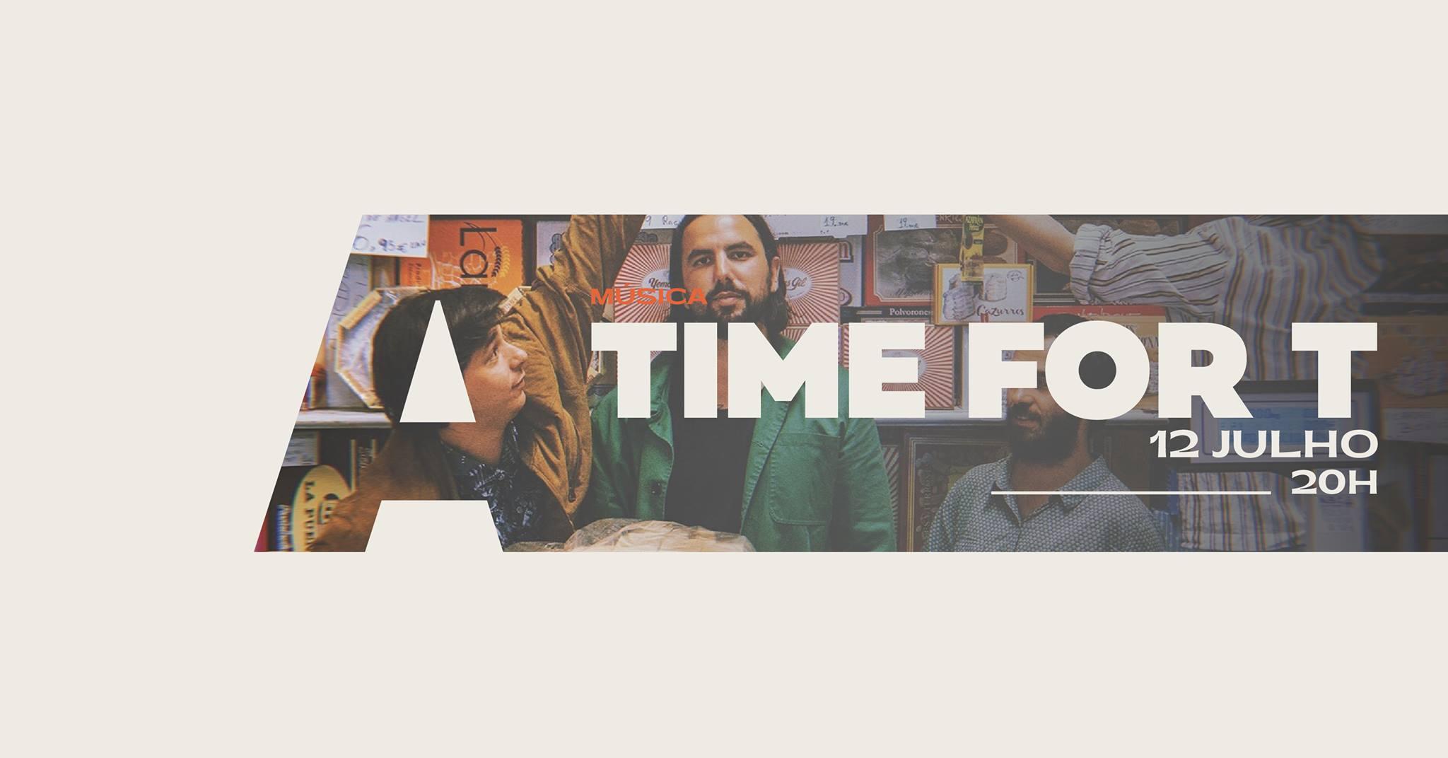 TIME FOR T - AVEIRO CONCERTO