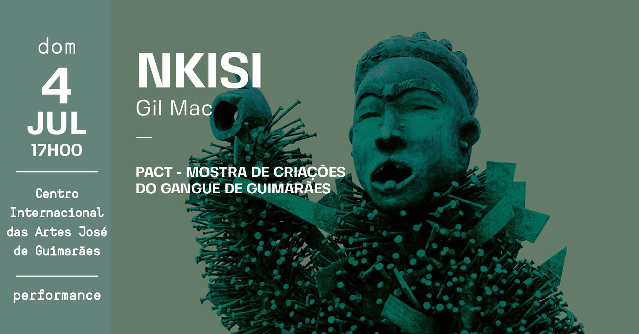 Nkisi • Gil Mac