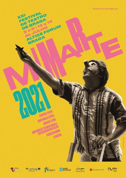 Mimarte – Festival de Teatro de Braga