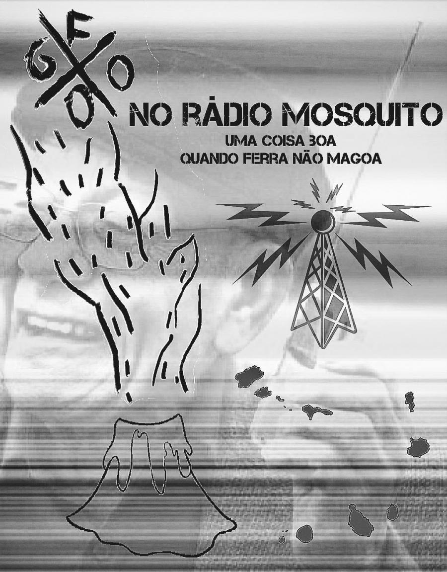 Rádio Mosquito com Fogo Fogo