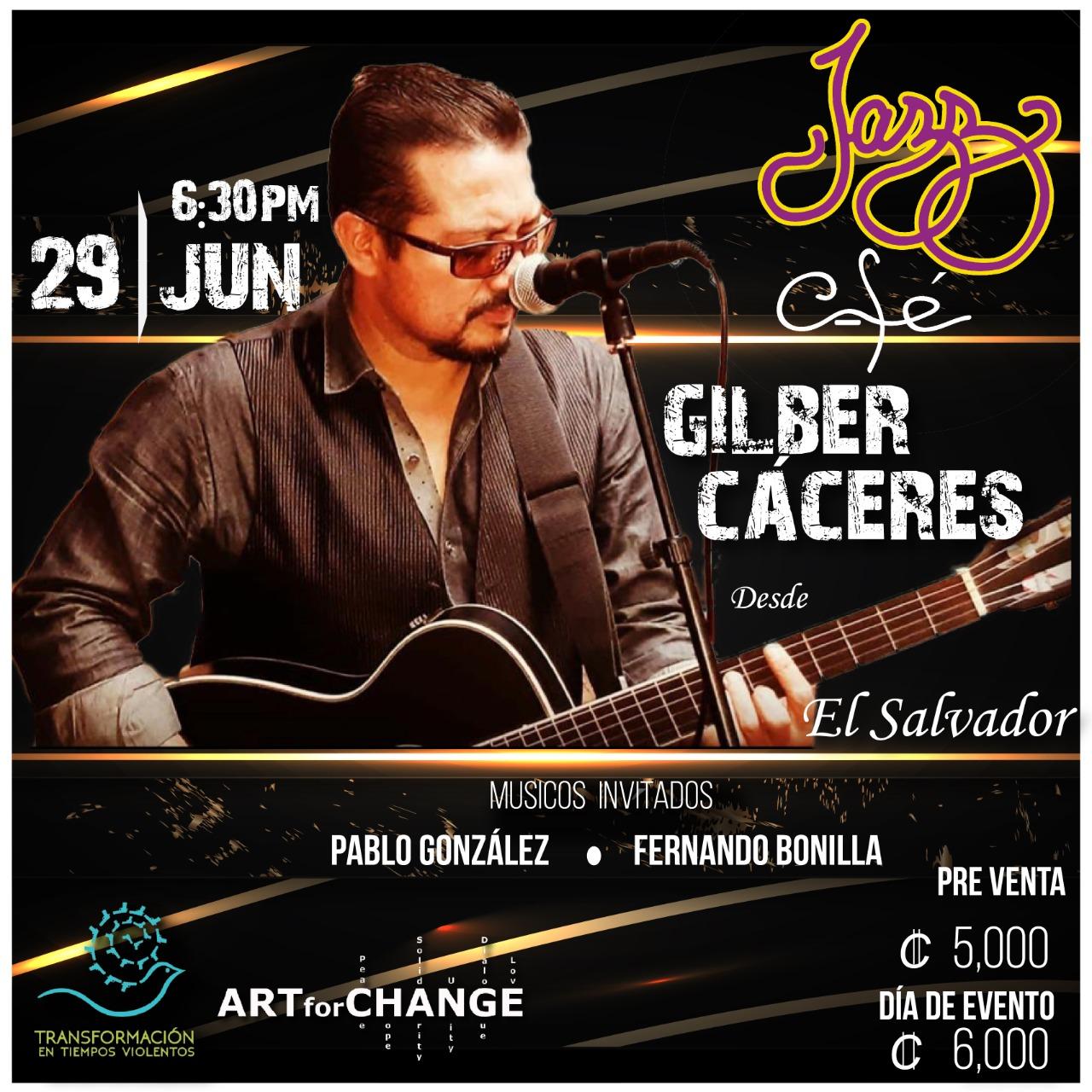 Gilber Cáceres