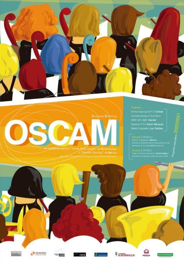 Concierto OSCAM